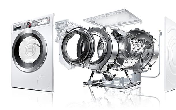 ماشین لباسشویی 9 کیلویی بوش مدل Bosch washing machine WAW3256XGC