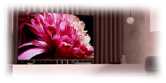 تلویزیون ال ای دی 65 اینچ سونی مدل SONY 65X8577G