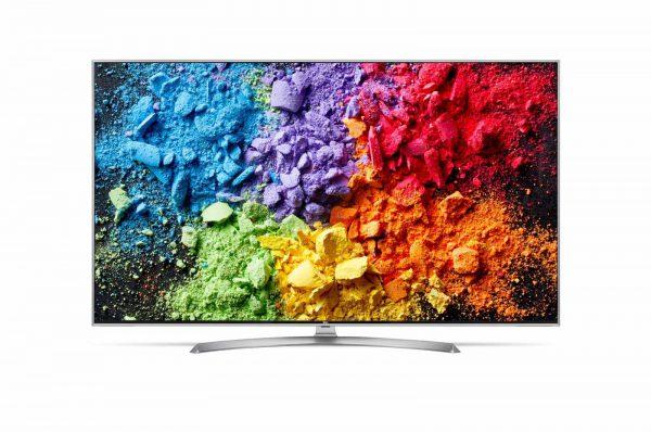 تلویزیون ال ای دی 55 اینچ هوشمند ال جی مدل 55SK79000GI