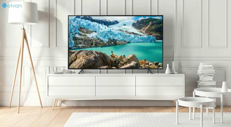 تلویزیون 75RU7100 سامسونگ سیوان شاپ بانه