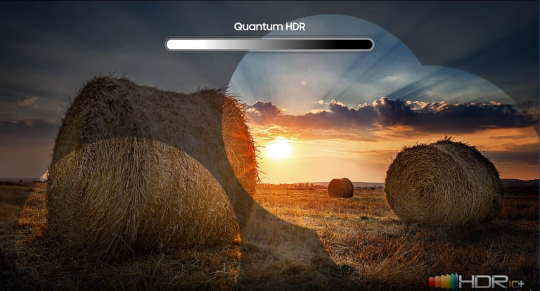 تلویزیون سامسونگ ال ای دی هوشمند فورکی 65Q60R Samsung