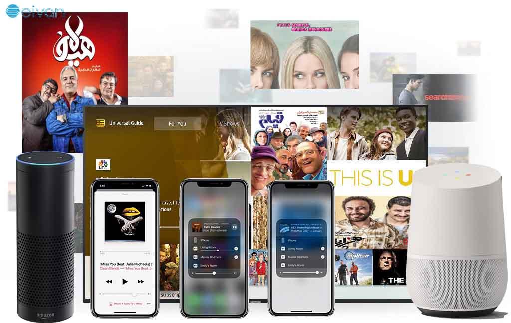 "65"" Class RU7100 Smart 4K UHD TV (2019)سیوان شاپ بانه"