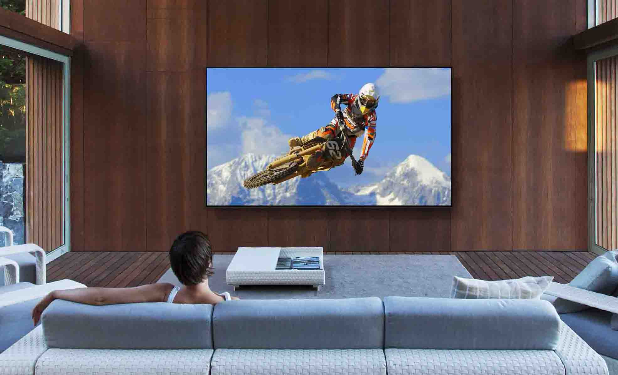 تلویزیون ۵۵ اینچ سونی مدل ۵۵x9500g