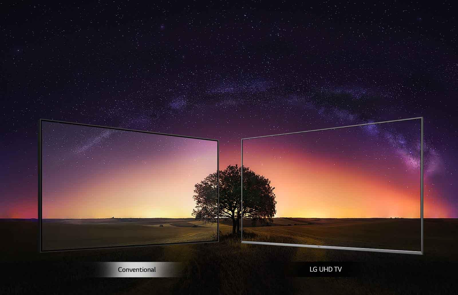 تلویزیون ال ای دی 43 اینچ مدل LG 43UM7340