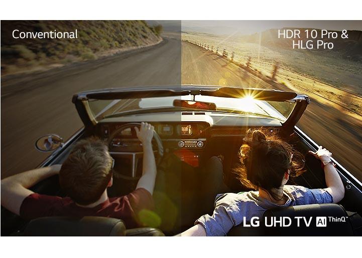 تلویزیون ال ای دی الجی 55اینچ مدل LG 55UN8060PVB