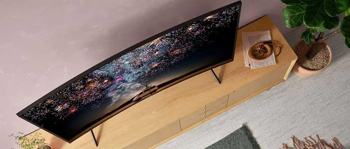 تلویزیون سامسونگ 55RU7300
