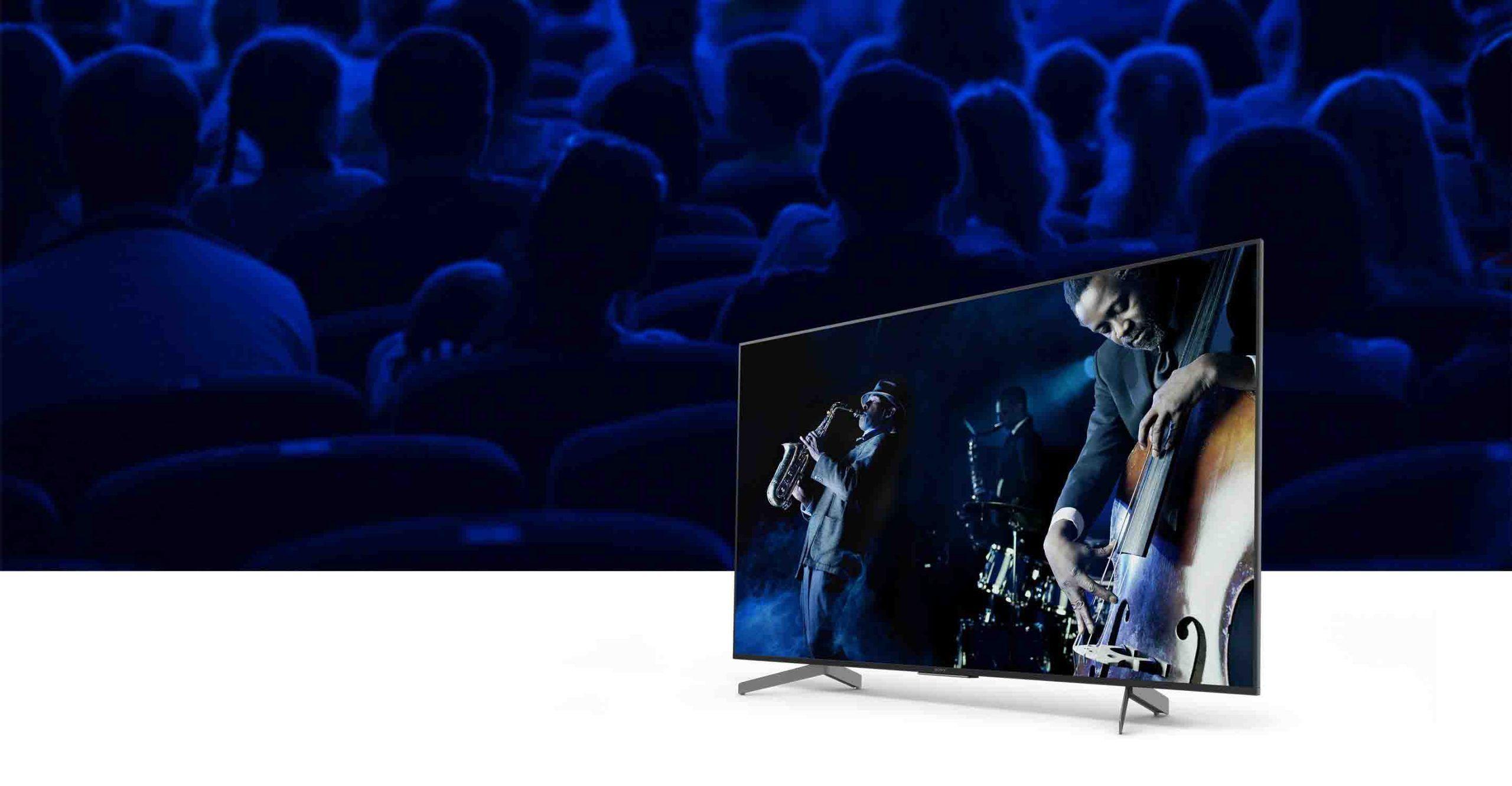 تلویزیون55 اینچ سونی مدل SONY LED 55X8500G