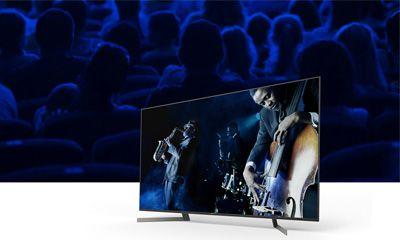 تلویزیون ال ای دی سونی مدل 75X8500G