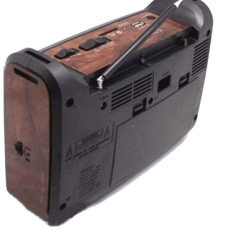رادیو بلوتوثی گولون مدل GOLON RX-333BT