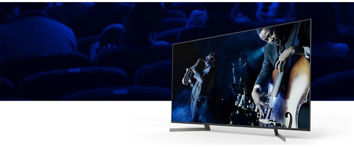 تلویزیون هوشمند ۸۵ اینچ سونی مدل X8500G