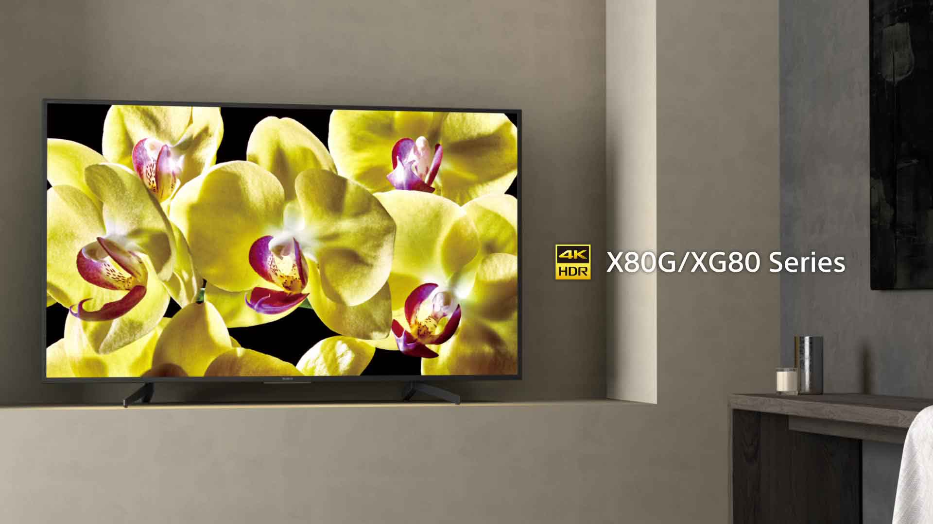 تلویزیون 75 اینچ و 4K سونی مدل 75X8000G