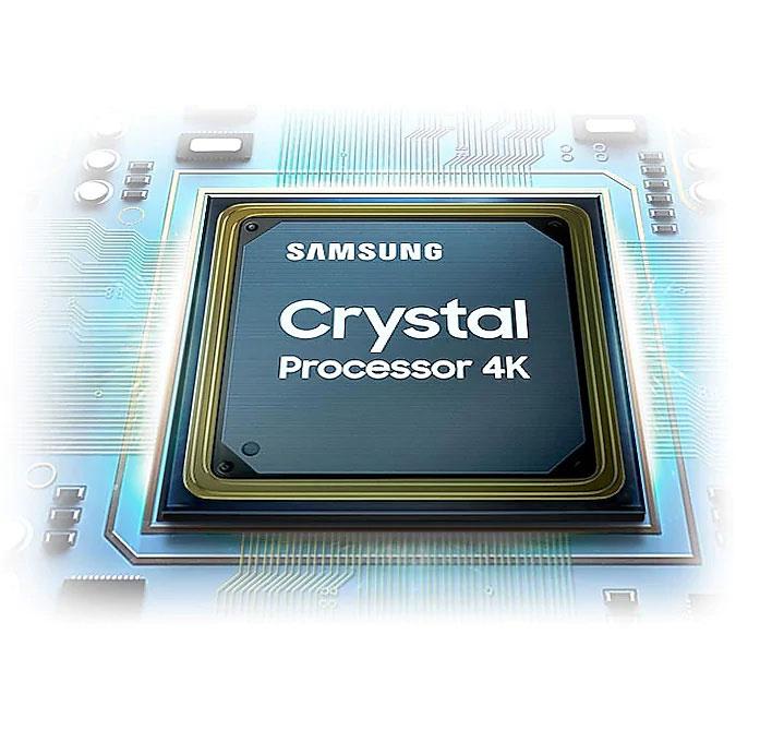 تلویزیون سامسونگ ۵۰ اینچ مدل SAMSUNG Crystal UHD 4K 50TU7000