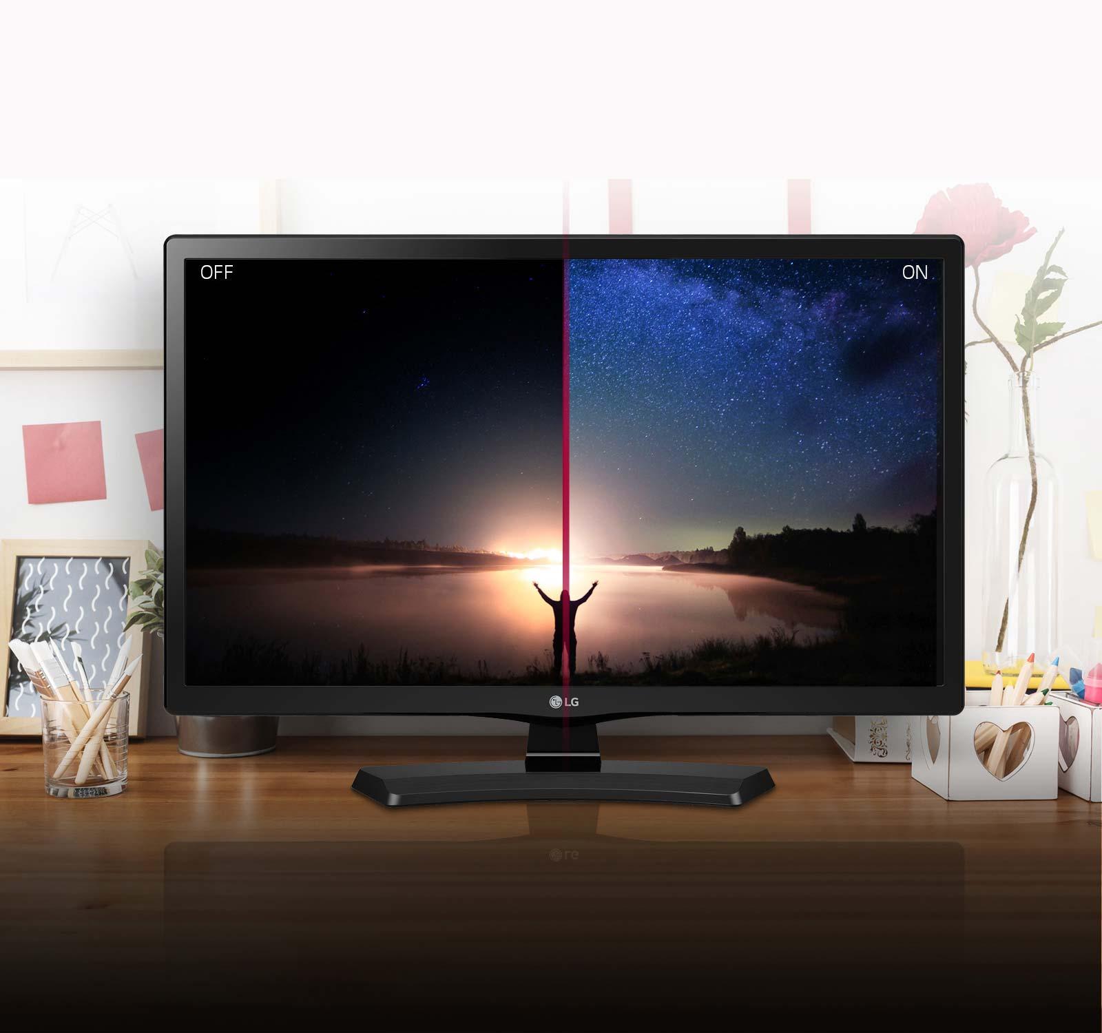 تلویزیون 28 اینچ اچ دی ال جی مدل LG TV HD 28MT48