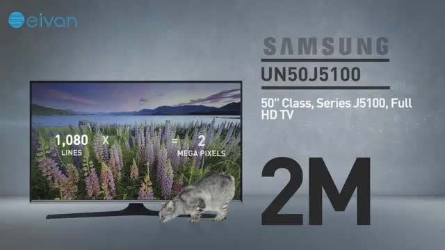 "50"" J5100 5 Series Flat Full HD TV سیوان شاپ بانه"