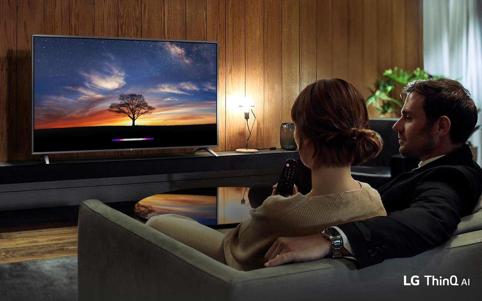 تلویزیون ال ای دی الجی 75 اینچ مدل LG 75UM7380