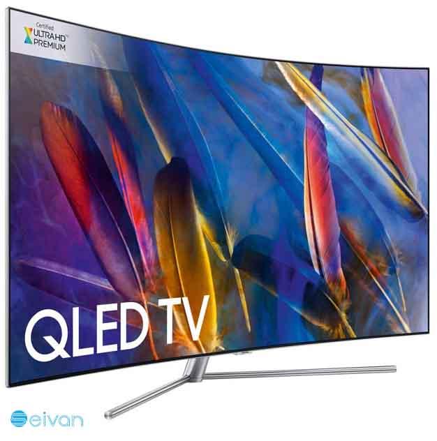 QA55Q7CAMK SAMSUNG QLED LED TV سیوان شاپ بانه