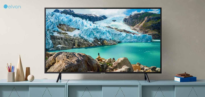 65RU7100 Samsung UHD Smart TVسیوان شاپ بانه
