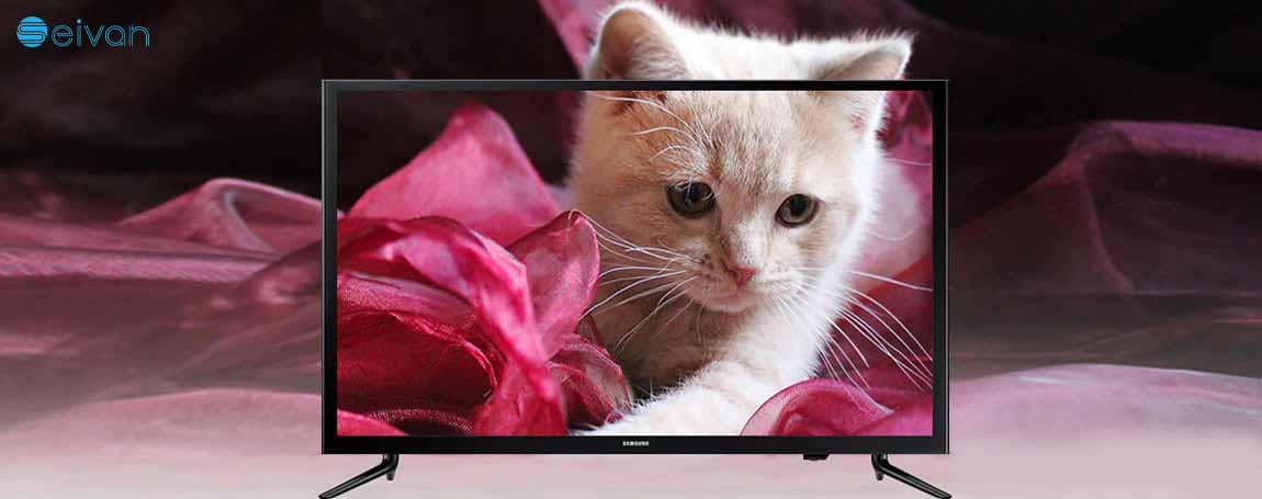 "40"" Full HD Flat Smart TV J5200 Series 5 سیوان شاپ بانه"