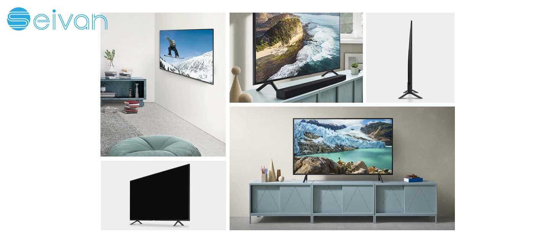 "65"" Class 65RU7100 Smart 4K UHD TV (2019) سیوان شاپ بانه"