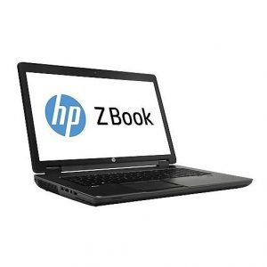 لپ تاپ استوک 17 اینچی اچ پی مدل ZBook 17 G2 Workstation