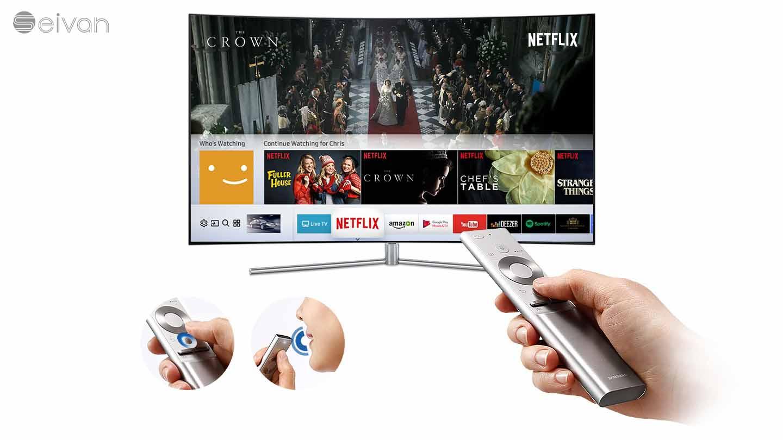 تلویزیون QA55Q7CAMKسیوان شاپ بانه