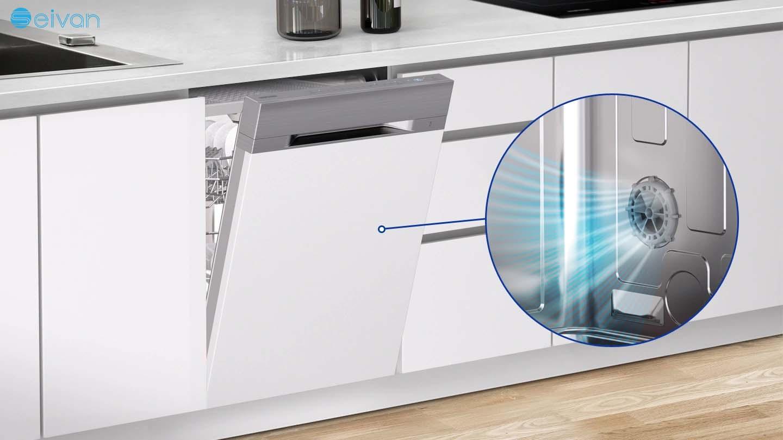 ظرفشویی 14 نفره سامسونگ مدل 9530سیوان شاپ بانه