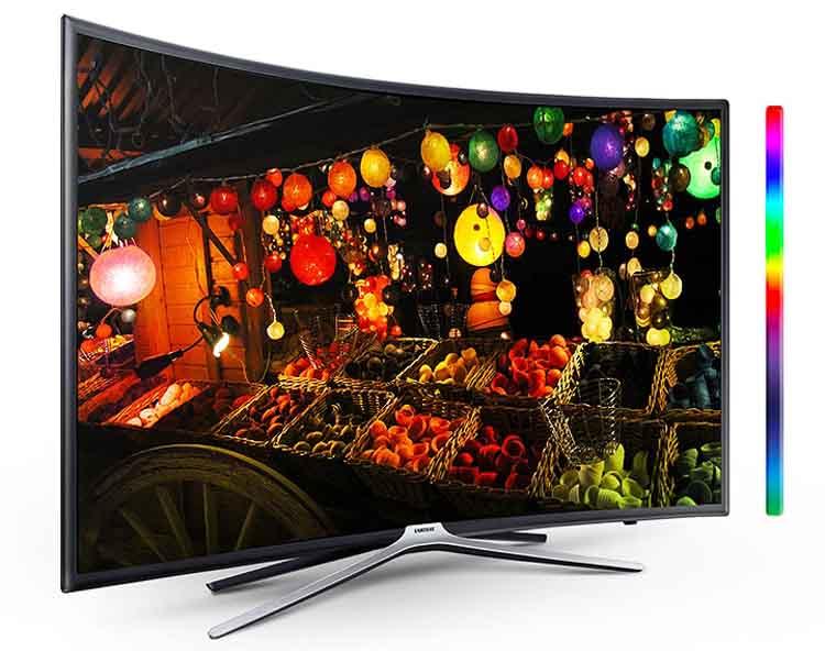 تلویزیون هوشمند سامسونگ M6500 سیوان شاپ بانه