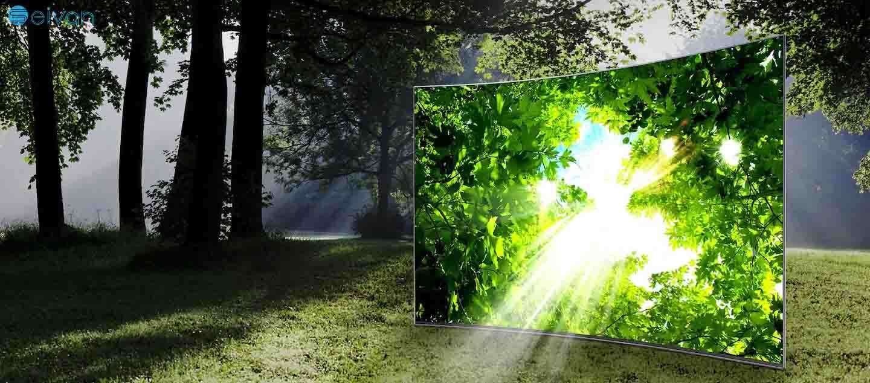 تلویزیون سامسونگ 55KS9500 سیوان شاپ بانه