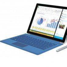 لپ تاپ مایکروسافت سرفیس پرو تری مدل Microsoft Surface Pro 3 پردازنده i5 نسل چهارم هارد 256 SSD
